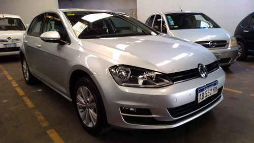 volkswagen golf - 2017 - 110.000 kms.