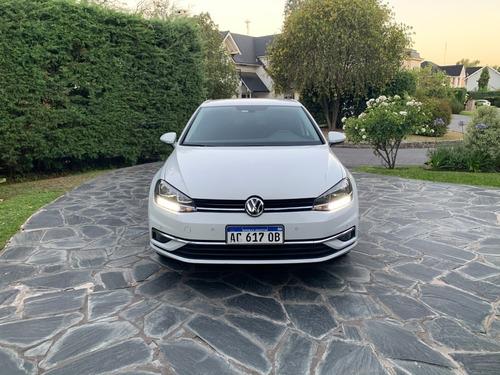 volkswagen golf 2018 1.4 tsi dsg (automatico) comfortline