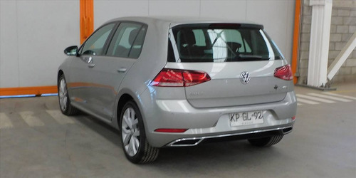 volkswagen golf 2018