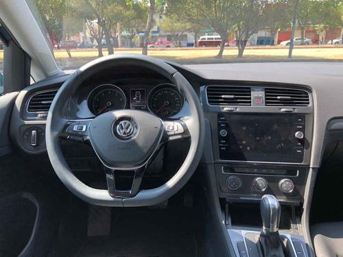 volkswagen golf 2019 5p comfortline l4/1.4/t aut