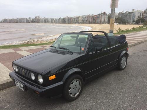 volkswagen golf cabriolet convertible 1991