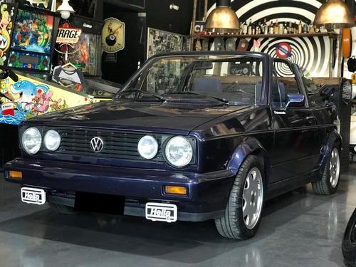 volkswagen golf cabriolet mk1