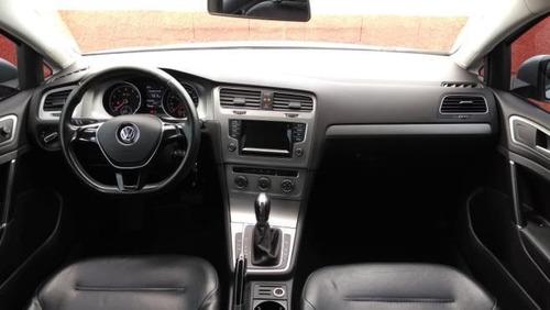 volkswagen golf  comfortline 1.4 tsi gasolina automático