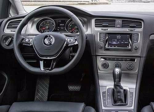 volkswagen golf comfortline dsg 1.4 tsi 150cv 2017 azul 0km