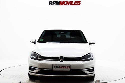 volkswagen golf comfortline dsg 2018 rpm moviles