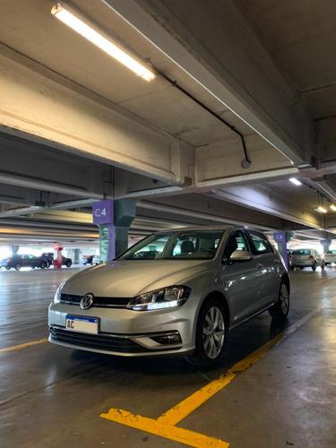 volkswagen golf confortline mt 2018 9000kms nuevo