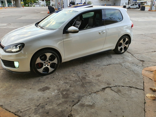 volkswagen golf gti 2.0 3p piel dsg at 2012
