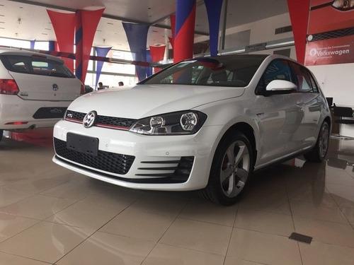 volkswagen golf gti 2.0 autom.completo 0km 2018