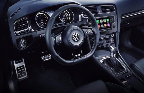 volkswagen golf gti 2.0 tsi 220cv 2017 cuero app connect 0km