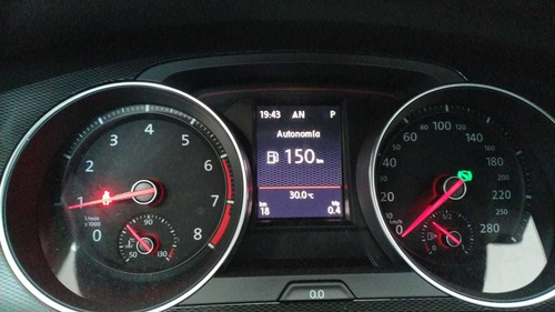 ¡volkswagen golf gti 2.0 tsi app connect - 18 km reales!