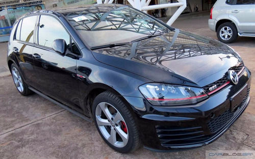 volkswagen golf gti 2015 kit air bag  autopartsabc