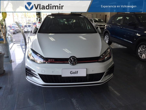 volkswagen golf gti 2020 0km