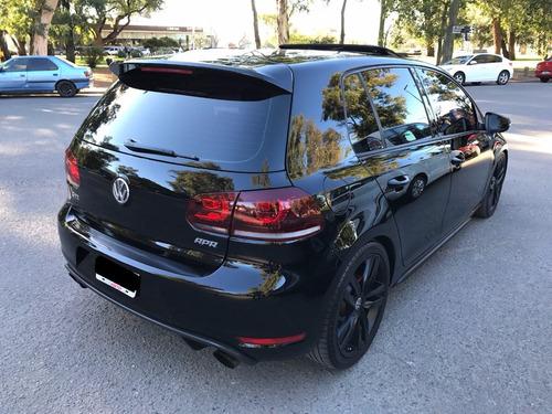 volkswagen golf gti 2.0t | 2012 | permuto | anticipo + cuota