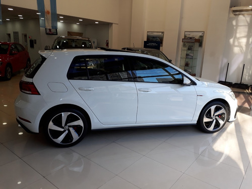 volkswagen golf gti dsg 0km nueva precio 2021 cuero vw q6