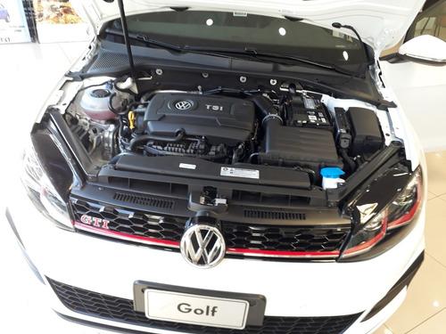 volkswagen golf gti dsg cuero 230cv 2021 0km nueva precio vw