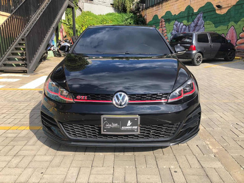 volkswagen golf gti modelo 2019 blindado