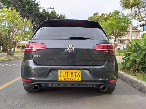 volkswagen golf gti performance 2.0 turbo