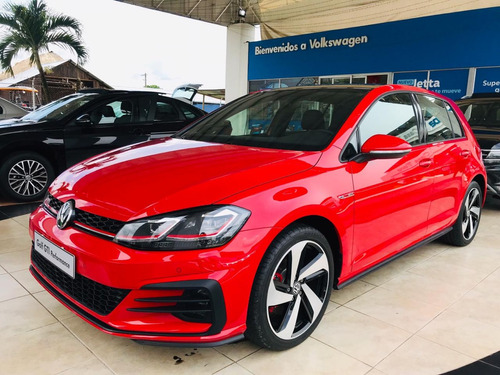 volkswagen golf gti performance 2.0l 2019