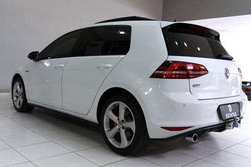 volkswagen golf gti turbo 2.0 tsi- 2015/2015