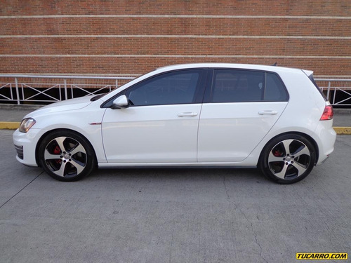 volkswagen golf gti-turbo