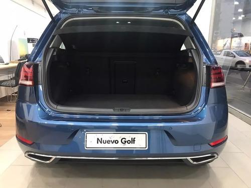 volkswagen golf highline 250tsi linea nueva my20 2020 0km 10