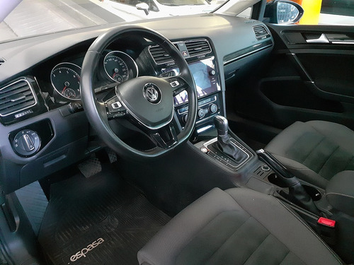 volkswagen golf highline dsg 2018 1.4 tsi gps san blas auto
