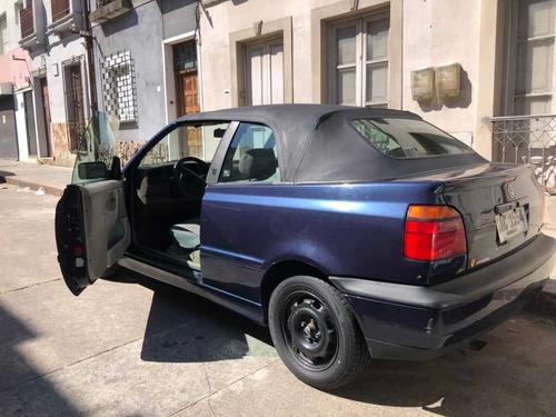 volkswagen golf motor 2.0 azul 2 puertas origianal de fabric