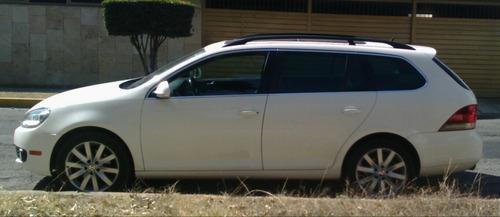 volkswagen golf spotvan motor 2.5. 2013. blanco. 5 puertas.
