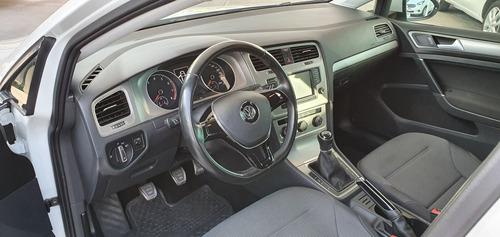 volkswagen golf trendline tsi 1.4 turbo 2016 std