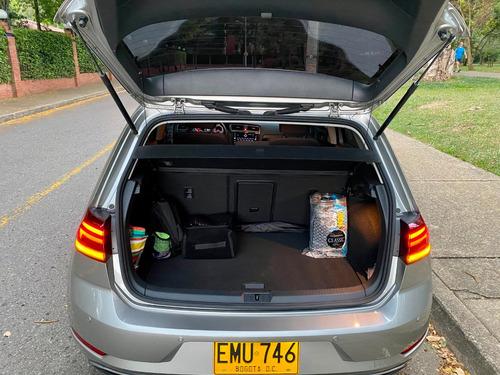 volkswagen golf tsi 1.4 m/t. 2018