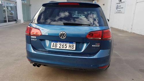 volkswagen golf variant 1.4 comfortline tsi dsg