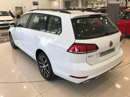 volkswagen golf variant 1.4 highline tsi dsg 0 km 2018 #a7