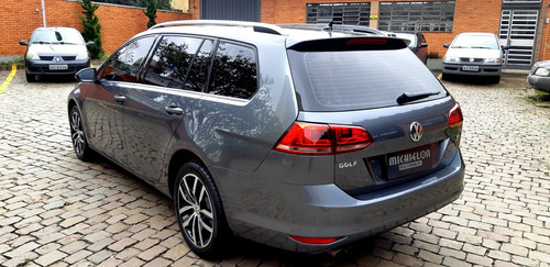 volkswagen golf variant 1.4 tsi highline flex 5p