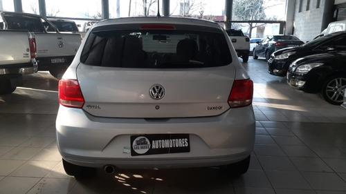 volkswagen goltred pack iii modelo 2015 permuto