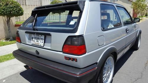 volkswagen gti 1990