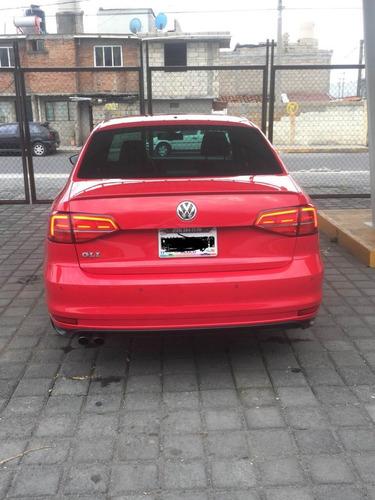 volkswagen jetta 2.0 gli dsg at 2016
