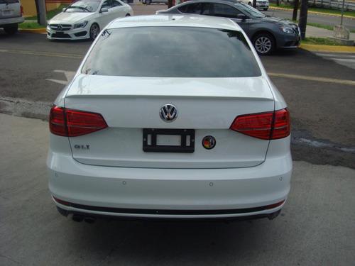 volkswagen jetta 2.0 gli dsg at 2017 blanco
