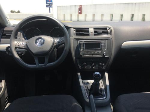volkswagen jetta 2016 comfortline l5/2.5 man
