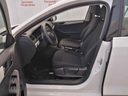 volkswagen jetta 2018 4p comfortline l5/2.5 aut