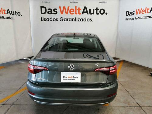 volkswagen jetta 2019 4p comfortline l4/1.4/t man