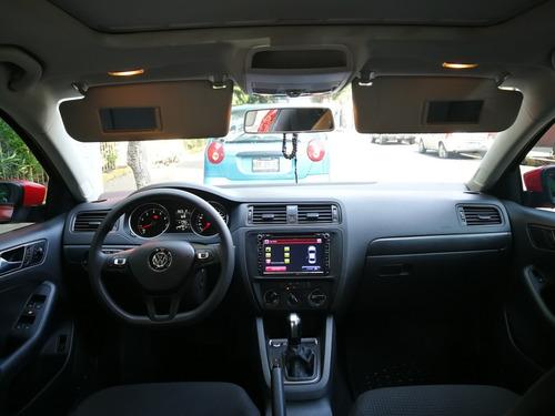 volkswagen jetta 2.5 comfortline tiptronic at 2016