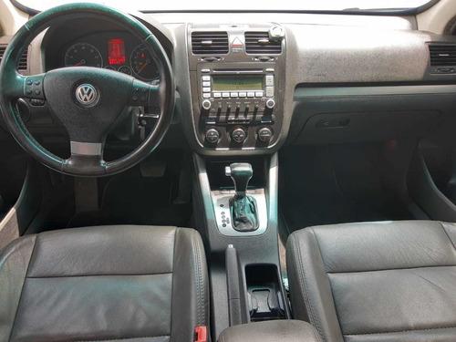 volkswagen jetta 25 i 20v 170cv gasolina 4p tiptronic