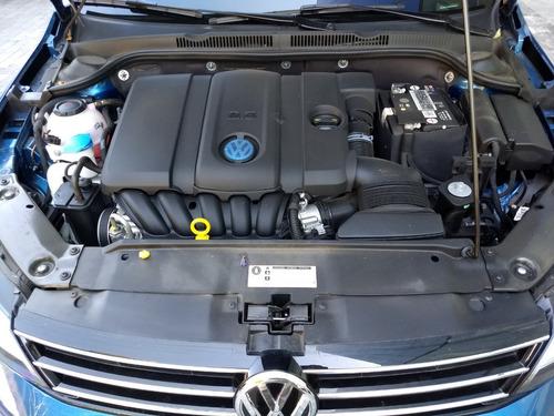 volkswagen jetta 2.5 trendline mt(seguro gratis)