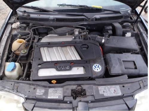 volkswagen jetta a4 1.8 turbo, 2.0 y vr6 en partes desarmo