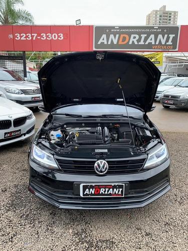 volkswagen jetta comfortline 1.4 tsi preto 2017