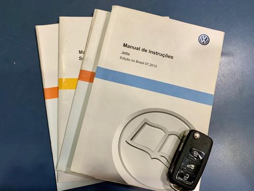 volkswagen jetta comfortline 2.0 2012/2012 flex 4p aut