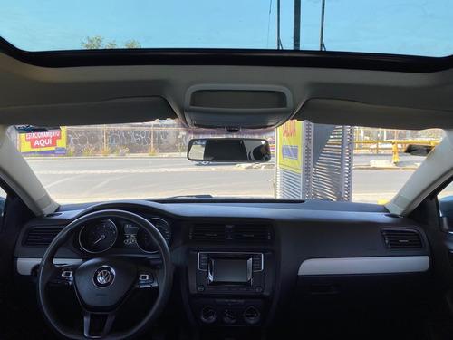 volkswagen jetta comfortline 2017 estándar