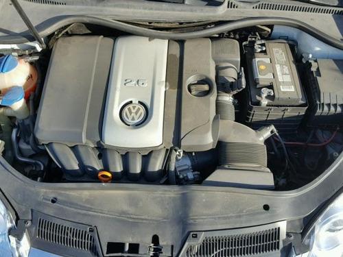 volkswagen jetta gl motor 2.5 06-10 yonkeado para partes