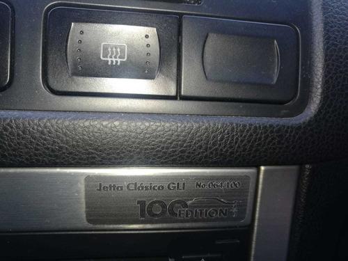 volkswagen jetta gli 1800 turbo - edición especial 64/100