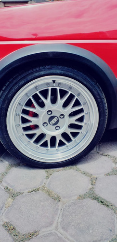 volkswagen jetta gli 1992 rojo